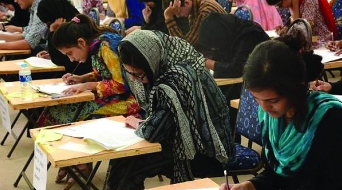سندھ میں میڈیکل یونیورسٹیز اور کالجز میں پہلی مرتبہ ایک ساتھ انٹری ٹیسٹ