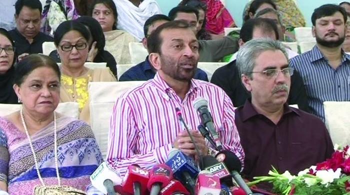 پارٹی سے کسی رکن نے انحراف کیا تو اجتماعی استعفیٰ دے دیں گے، فاروق ستار