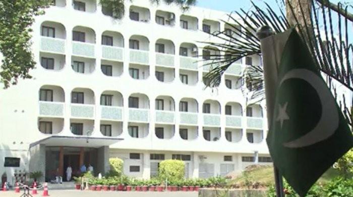 پاکستان کی کابل میں ملٹری اکیڈمی پر حملے کی شدید مذمت
