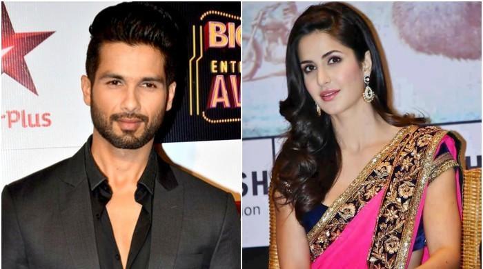 کترینہ اور شاہد کپور پہلی بار فلم میں ایک ساتھ دکھائی دیں گے