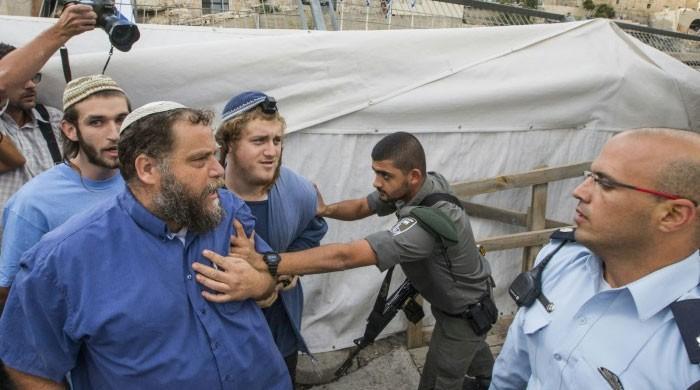 اسرائیل میں عربوں کو دھمکانے والے 15 انتہا پسند یہودی گرفتار