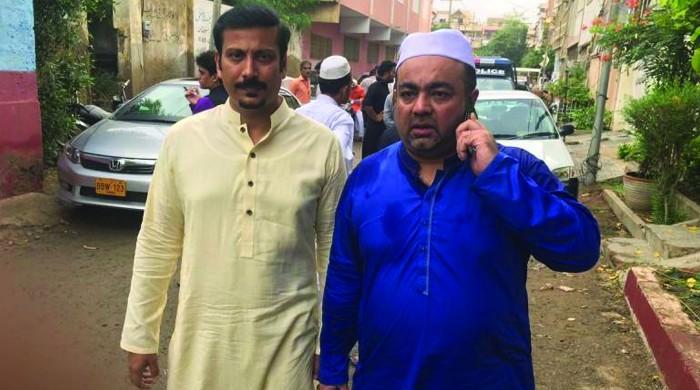خواجہ اظہار پر حملے کا دہشت گرد مارا گیا، سندھ رینجرز