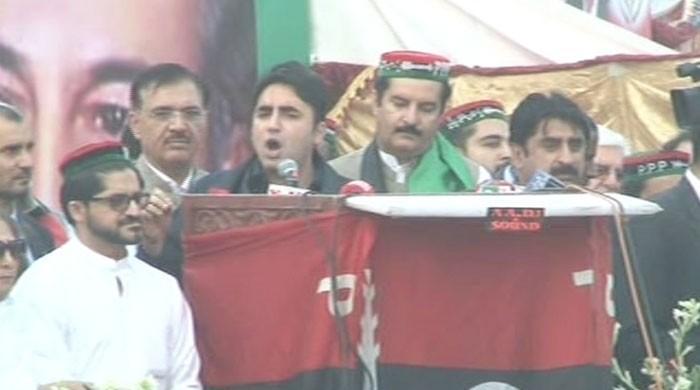 عمران خان اقتدار حاصل کرنے کیلے ہر ہتھکنڈا استعمال کرنا چاہتے ہیں، بلاول بھٹو