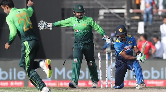 پاکستان نے سری لنکا کو وائٹ واش کردیا