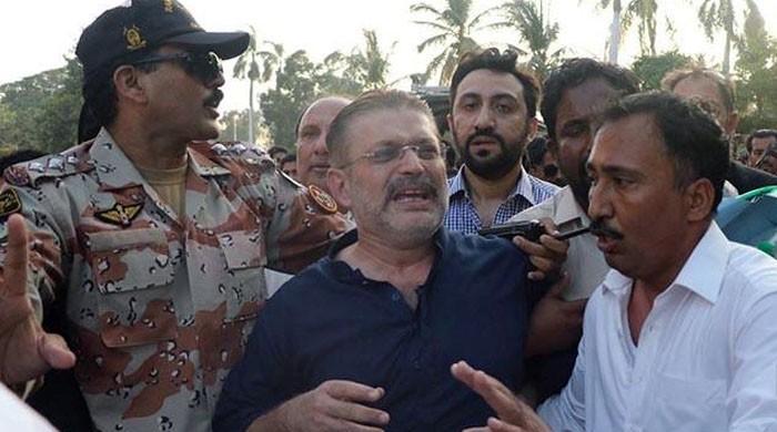 کرپشن کیس: سابق وزیر شرجیل میمن سندھ ہائیکورٹ سے گرفتار
