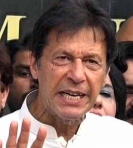 عائشہ گلالئی سے متعلق الیکشن کمیشن کا فیصلہ آئین کے خلاف ہے، عمران خان
