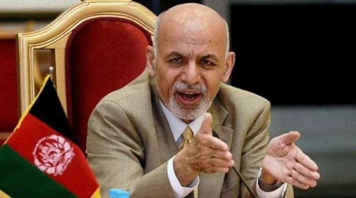 امریکی وزیرخارجہ سے ملاقات کے بعد افغان صدر اشرف غنی بھارت پہنچ گئے