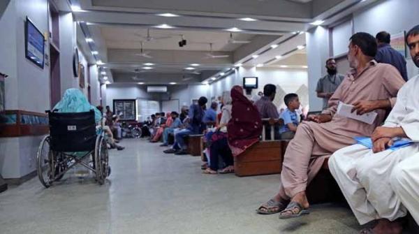 کراچی: موسم سرما کی آمد کے ساتھ نزلہ زکام کے امراض میں اضافہ