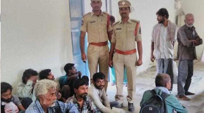 بھارت میں بھکاریوں کی گرفتاری میں معاونت پر انعام کا اعلان