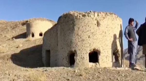 چمن میں برطانوی دور کے بنکر اور مورچے سیاحوں کی توجہ کا مرکز