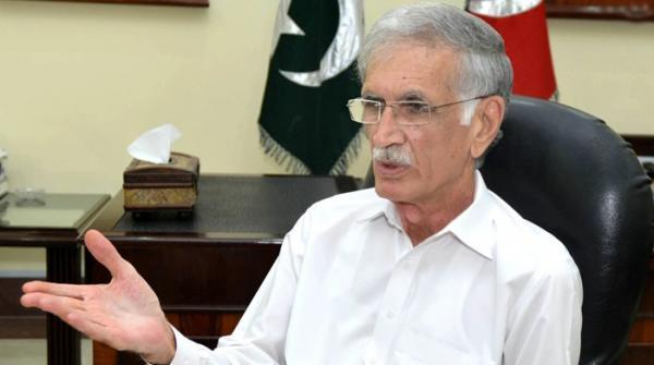 پرویز خٹک نے جلد انتخابات کا عمران خان کا مطالبہ مسترد کر دیا