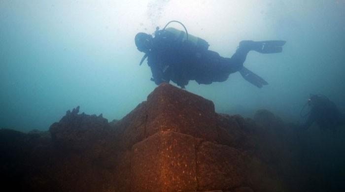 ترکی میں 3 ہزار سال پرانا زیرزمین قلعہ دریافت