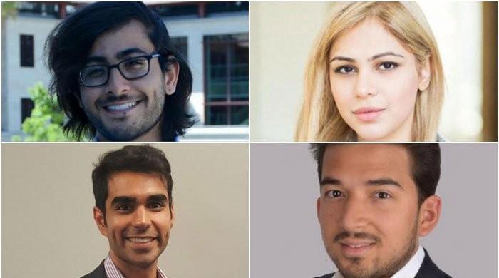 فوربس کی 30 سال سے کم عمر بااثر افراد کی فہرست میں 6 پاکستانی شامل