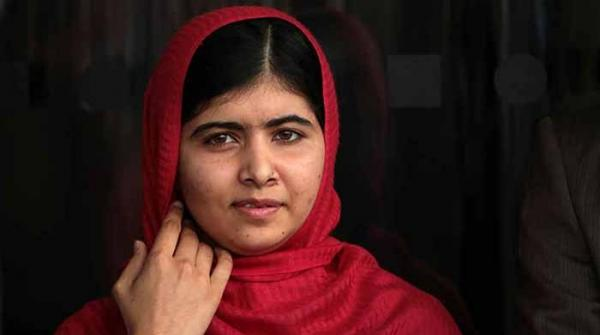 ملالہ کا ایک اور اعزاز، دنیا کی 150 ویژنری خواتین میں شامل
