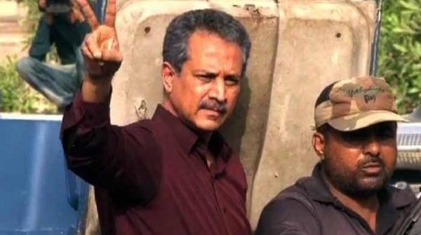 ریڈ زون میں احتجاج کا کیس: میئر کراچی وسیم اختر پر فرد جرم عائد