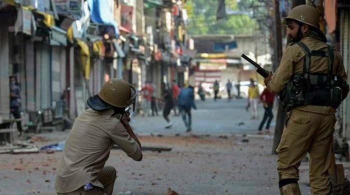 بھارتی فوج نے مقبوضہ کشمیر میں مزید 6 نوجوانوں کو شہید کردیا