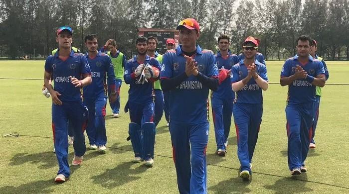 افغانستان نے انڈر 19 ایشیا کپ فائنل میں پاکستان کو شکست دیدی