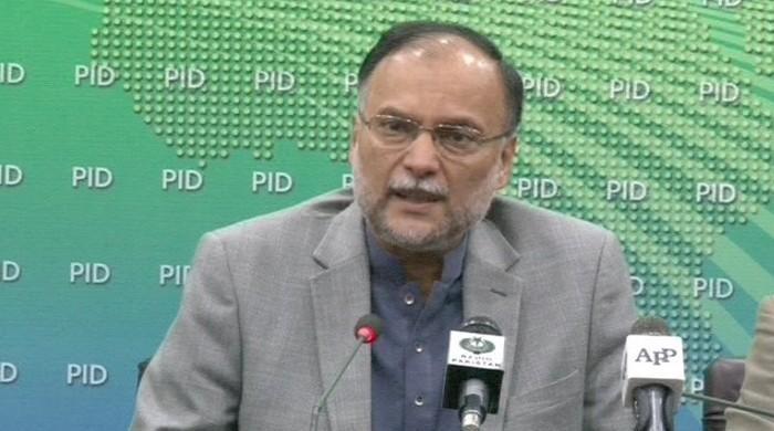 اسلام آباد: 'دھرنا مظاہرین کیخلاف آپریشن کسی بھی وقت ہوسکتا ہے لیکن یہ آخری آپشن ہے'