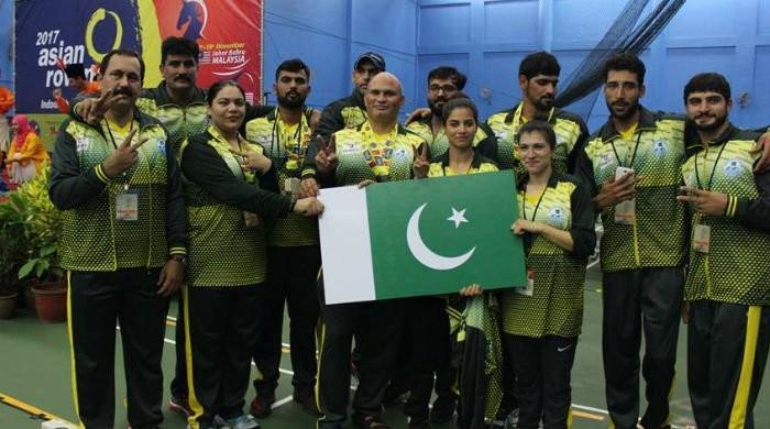 ایشین انڈور روئنگ چیمپئن شپ میں پاکستان نے 3 تمغے اپنے نام کرلیے