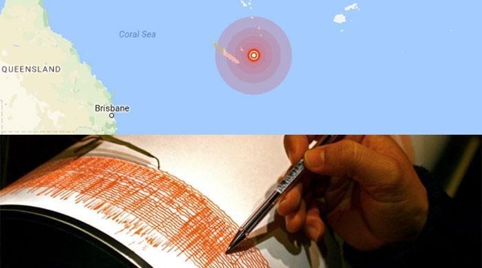 مشرقی آسٹریلیا میں 7.3 شدت کا زلزلہ