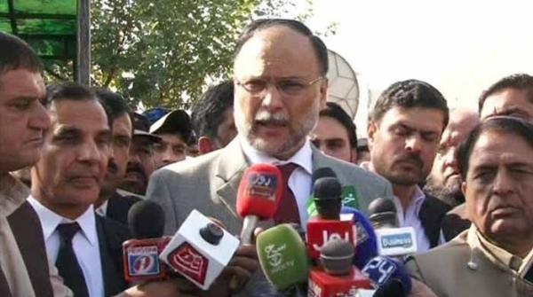 اسلام آباد دھرنا: 'کچھ سازشی ملک میں لال مسجد اور ماڈل ٹاؤن جیسا سانحہ چاہتے ہیں'