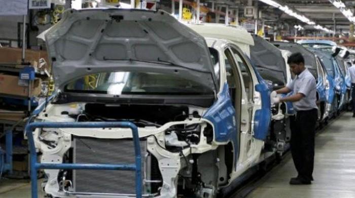 پاکستان میں گاڑیوں کی فروخت کیلئے فرانسیسی کمپنی کا اماراتی گروپ سے معاہدہ
