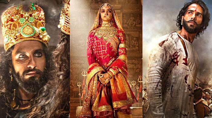 فلم 'پدماوتی' بھارت کا قومی مسئلہ بن گئی