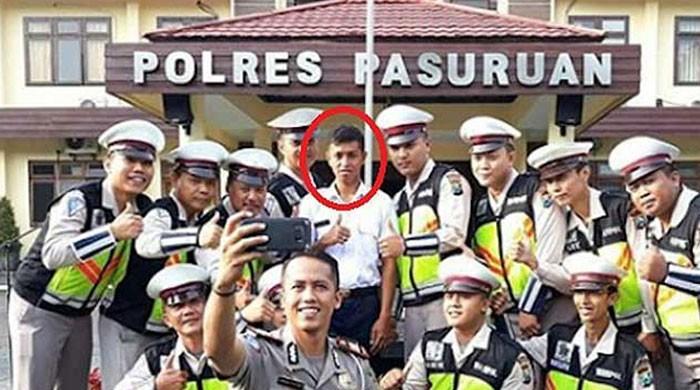 انوکھے نام کی وجہ سے پولیس میں ملازمت حاصل کرنے والا خوش نصیب