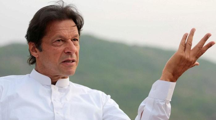 (ن) لیگ کے ارکان اسمبلی نے جمہوریت کا تماشہ بنایا،عمران خان