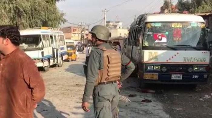 افغانستان کے شہر جلال آباد میں دھماکا، 8 افراد ہلاک