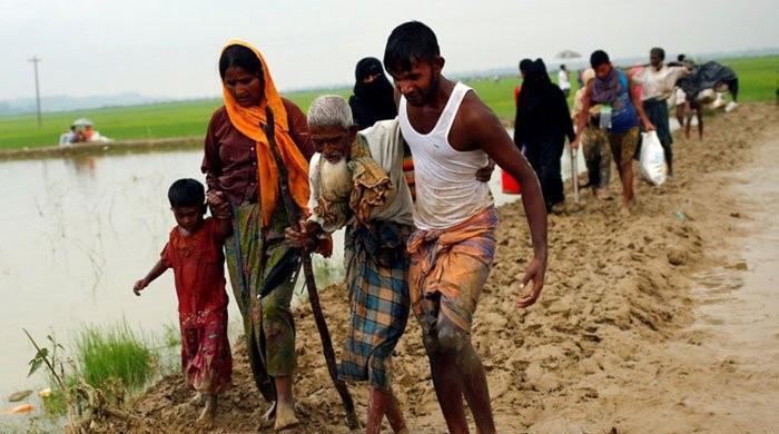 روہنگیا مسلمانوں کی وطن واپسی کیلئے میانمار اور بنگلہ دیش میں معاہدہ