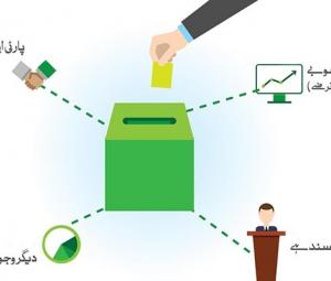 ایمانداری، ترقیاتی کام یا سیاسی منشور: پاکستانی ووٹ کیوں دیتے ہیں؟