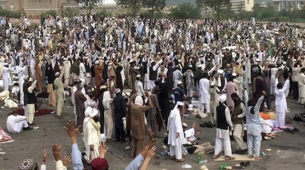 اسلام آباد دھرنا 19 ویں روز میں داخل، شہریوں کی مشکلات برقرار