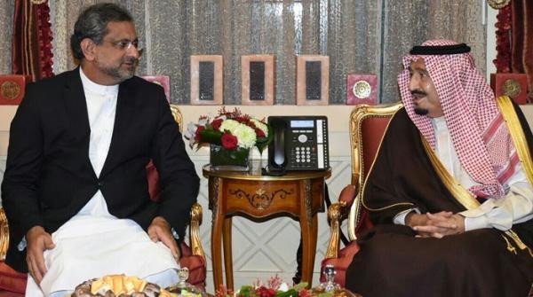 پاکستان کی سعودی عرب کو خطے میں استحکام کیلئے تعاون کی یقین دہانی