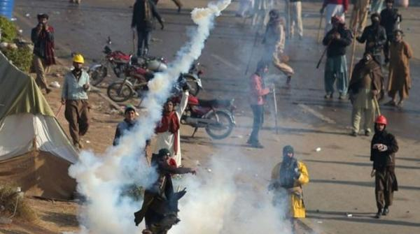 فیض آباد آپریشن میں ہونے والے واقعات پر تین ایف آئی آر درج