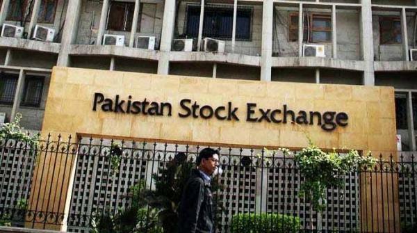 کاروباری ہفتے کے اختتام پر پاکستان اسٹاک ایکسچینج میں 238 پوائنٹس کی کمی