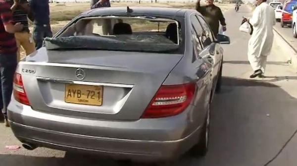 سی ویو قتل کیس: ملزم خاور برنی 2 روزہ جسمانی ریمانڈ پر پولیس کے حوالے