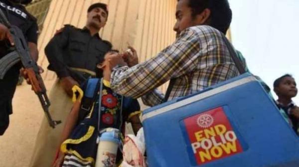 کراچی میں پولیو کا ایک اور کیس سامنے آگیا