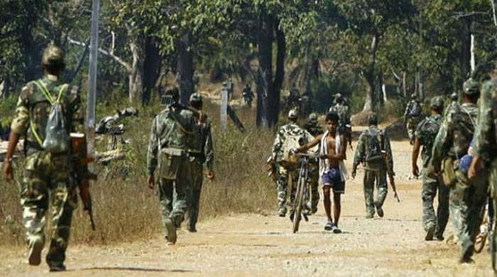 بھارت: پولیس اہلکار نے فائرنگ کرکے 4 ساتھیوں کو ہلاک کردیا