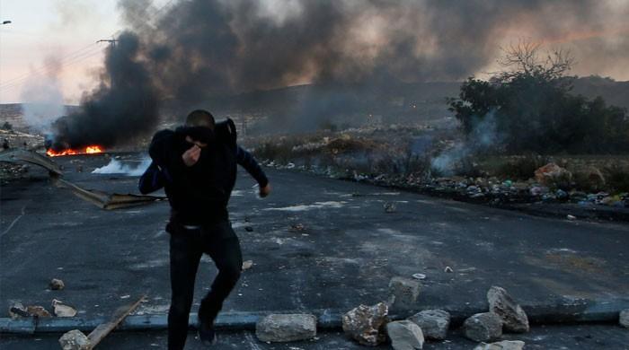 اسرائیلی بمباری سے مزید دو فلسطینی شہید، 1200 سے زائد زخمی