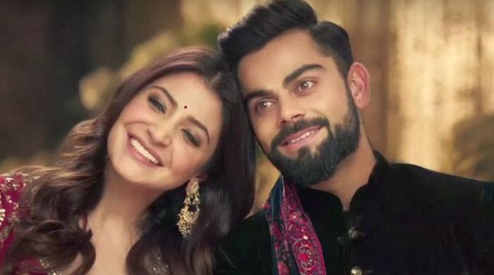 انوشکا اور ویرات کوہلی کی شادی کی تقریبات کا آغاز