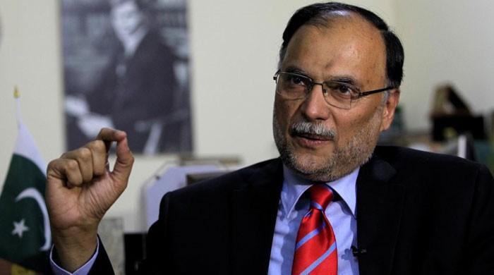 پاکستان میں اب دہشت گردی کی کمر ٹوٹ چکی ہے، احسن اقبال