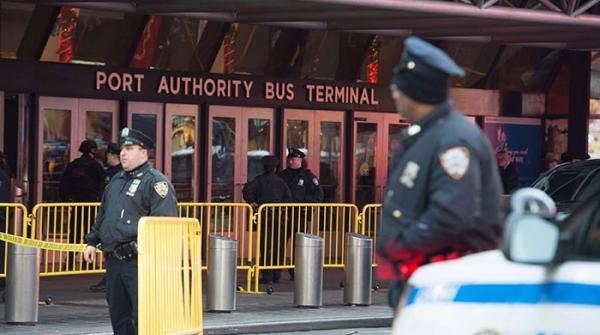 نیویارک: امریکا  کے سب سے بڑے بس ٹرمینل پر دھماکا، 4 افراد زخمی