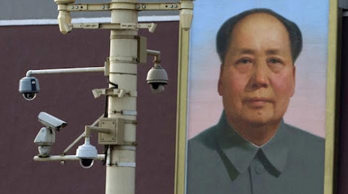 چین نے دنیا کا سب سے بڑا سی سی ٹی وی نیٹ ورک تیار کرلیا