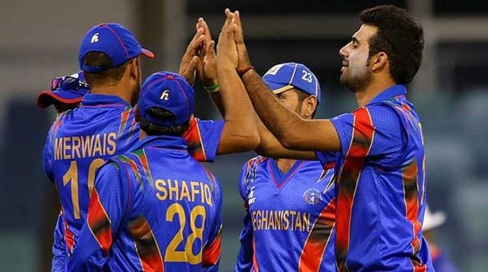افغانستان اپنا اولین ٹیسٹ میچ بھارت کیخلاف کھیلے گا