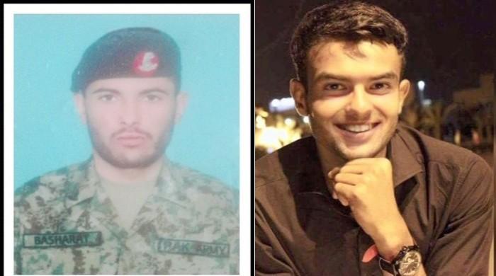 شمالی وزیرستان: دہشتگردوں کی فائرنگ سے پاک فوج کے 2 جوان شہید