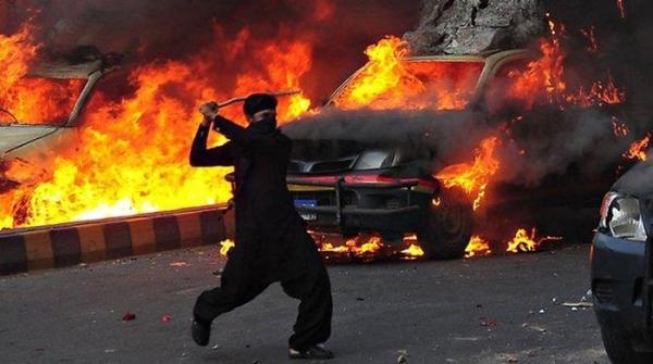 خون آلودہ کراچی کا دہشت گردی سے ''نجات'' کا سفر