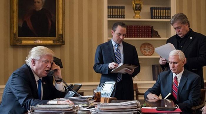 ٹرمپ کے دور صدارت میں امریکا میں کرپشن میں اضافہ ہوا: ٹرانسپیرنسی انٹرنیشنل