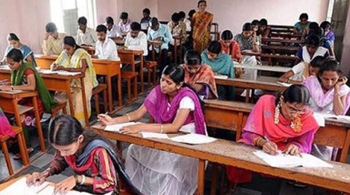 بھارت: پبلک سروس کمیشن کے امتحان میں پاکستانی ویب سائٹ سے سوالات کی نقل