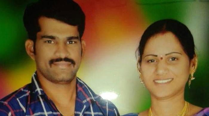بھارت میں بیوی کے ہاتھوں شوہر کے قتل کی انوکھی واردات